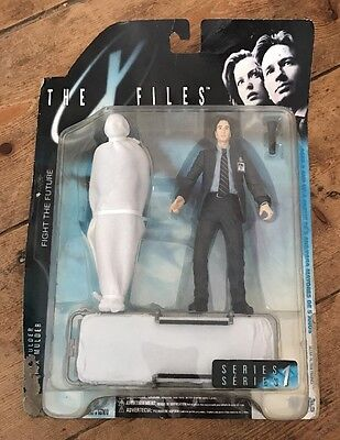Mcfarlane The X Files Series 1 Fox Mulder Figure