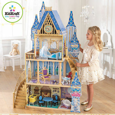 Large Cinderella Dolls Doll Play House Disney Big Girls Kids Houses Childrens