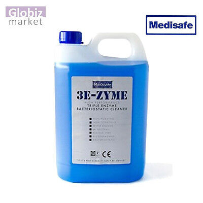 3E-Zyme Enzymatic Cleaner 4 Litres Bacteriostatic non-corrosive stain remover