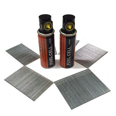 2500xOrion Brad Nails+2 fuel cells 16G EG(25mm-64mm) straight -Paslode IM65