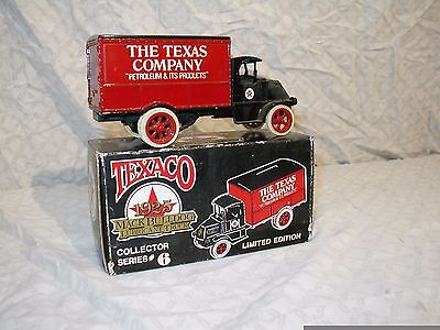 Texaco 1925 Mack Bulldog Lubricant Truck Limited Edition Collector Series #6
