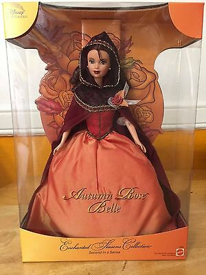Barbie Autumn Rose Belle Collectors Barbie 2000 RARE