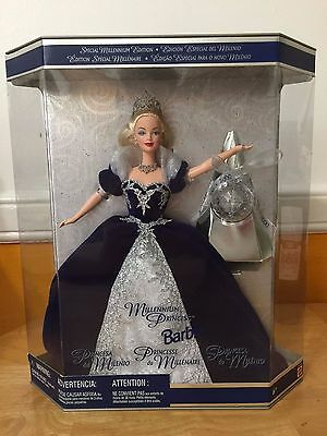 Millennium Princess Barbie Collectors Edition 2000