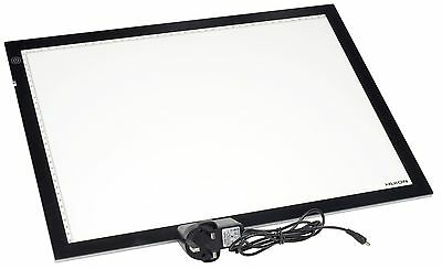 HUION Ultra Slim Touch LED Tracing Art Board Lightbox Light Box Model A2 or A3