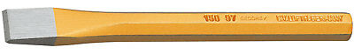 Gedore 8704120 Flat cold chisel octagonal 200x22 mm