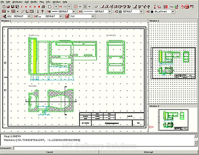 2016 2D 3D CAD - Uses AutoCAD DWG File - Computer Aided Design Software
