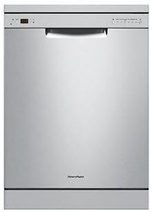 Fisher & Paykel - 60cm Freestanding Dishwasher, Stainless Steel DW60CHX1