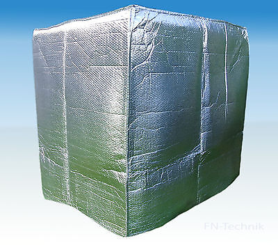 IBC Container 1000 L Thermohaube Frost cover Thermal case Box hood