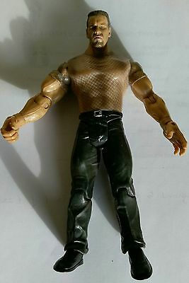 Christian 2003 Jakks Pacific Inc. WWE Wrestling Figure