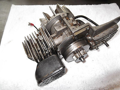 Homelite Xl 2 Automatic Chainsaw Motor Engine Oem Parts
