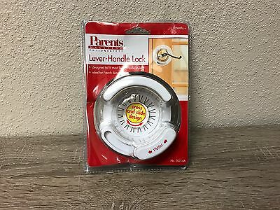 Child Safety Lever Handle Lock Parents Child Safety, New
