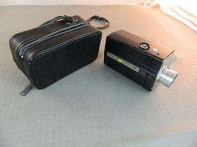 Sears C-160 Vintage Easi Load Super Reflex Zoom Movie Film Camera 8MM 584-91600