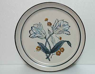 "~Noritake~Stoneware~8"" Salad Plate~WINTERROSE~Made in Japan~Excellent!"