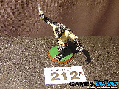 Warhammer Lord of the Rings lotr Cave Troll Metal