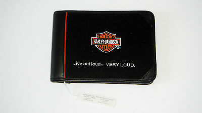 "Harley Davidson Compack Photo Album "" Live Out Loud..very Loud "" 17 Pictures"
