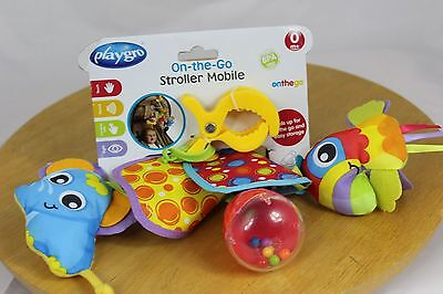 Playgro On the Go Stroller Mobile For Baby New  6188