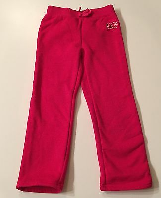 Baby Gap Pink Sweatpants For Size 5 Girl