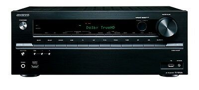 Onkyo TX-NR636 7.2Ch Home theatre Reciever, 4K Upscaling, Wi-Fi, Bluetooth