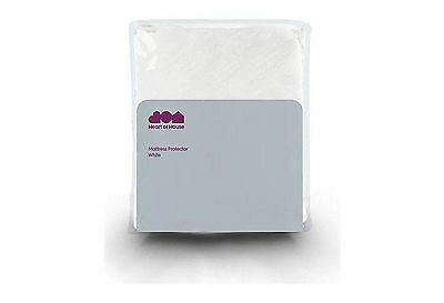 Heart of House Deep Fitted Mattress Protector - Single :The Official Argos Store