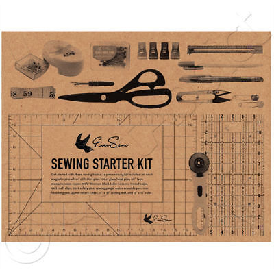 Big EverSewn Starter Kit - Sewing Equipment, Notions, and Tools Set - Gift Idea