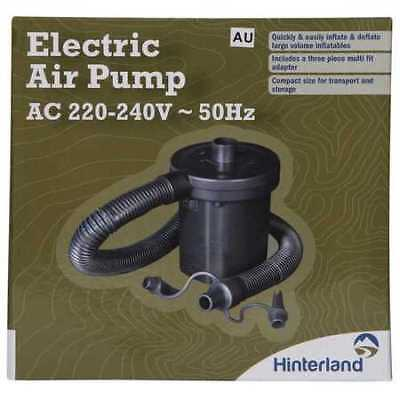 NEW Hinterland Electric Air Pump 240V AC