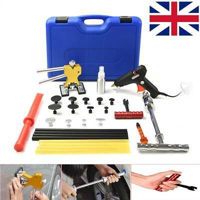 Car Paintless Hail PDR Dent Lifter Repair Removal Tools Glue Puller Tabs Kits
