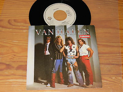 Van Halen - Panama / Germany Vinyl 7'' Single 1983