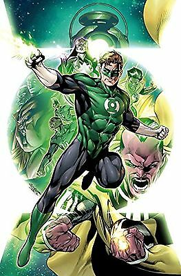 Hal Jordan and the Green Lantern Corps Vol. 1 & 2 (Rebirth) Deluxe Edition