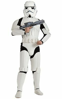 Rubies Costume Star Wars Stormtrooper Deluxe Adult Costume White Large
