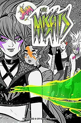 Jem and the Holograms: The Misfits