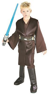 Rubies Costume Star Wars Child's Deluxe Anakin Skywalker Costume Small Size 4-6