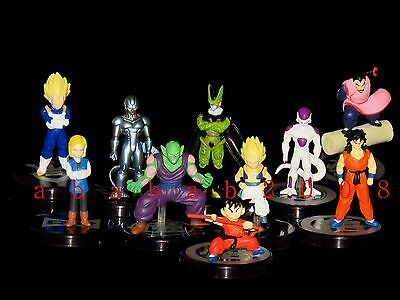Bandai Dragonball Z figure Collection gashapon Part.3 (full set of 10 figures)