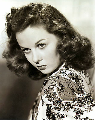 Susan Haywood 2 Film Actress Glossy Black & White Photo Picture Print A4