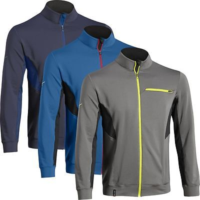 50% OFF Mizuno Breath Thermo Mid Active Training Mens Performance Golf Jacket