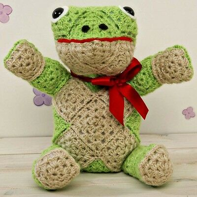 Twilleys Linnypin Collection Soft Toy / Bear Making Kit 1501 Finlay Frog