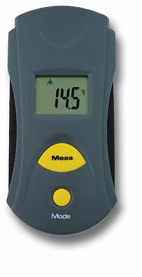 POCKET INFRARED THERMOMETER LASER IR NON CONTACT -30 to 250°C&F - IN-031