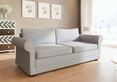 Sofa Bed -London Lux- Double Bed -Storage