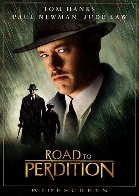 Road to Perdition (BRAND NEW DVD!!)TOM HANKS,PAUL NEWMAN,JUDE LAW,DANIEL CRAIG