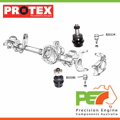 2x New Genuine *PROTEX* Ball Joints-Front Upper For JEEP WRANGLER TJ 2D Conv 4WD