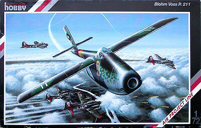 Blohm & Voss P.211 - 1:72 1/72 - Special Hobby 72003 - NEU in OVP