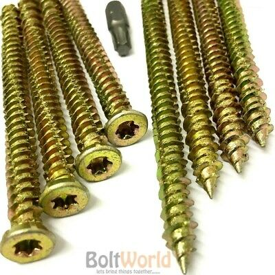 Window/door Frame Fixing Screws, Upvc Wood Masonry Concrete Stone Direct Anchor