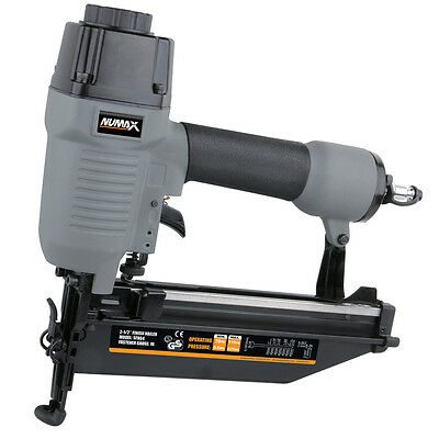 NuMax SFN64 Straight Finish Nailer 16 Gauge **Manufacturer-Direct**