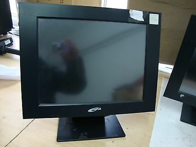 """DigiPos EPOS POS 15"""" TOUCH SCREEN DISPLAY MONITOR ref: D34"""