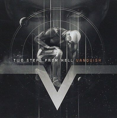 Vanquish - Two Steps From Hell - CD