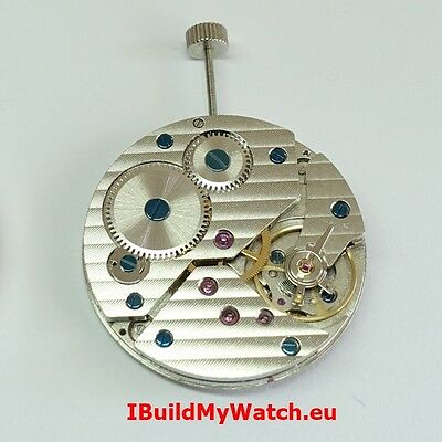 Seagull ST3600 ST36 clone of Unitas 6497-2 Manual winding watch movement