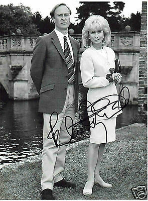 Felicity Kendall  Actress Hand Signed Vintage BBC Press Photograph 8 x 6