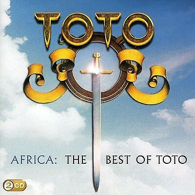 Africa: The Best Of Toto - CD