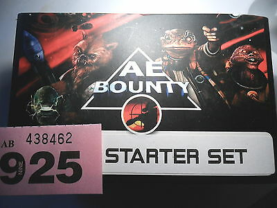 AE Bounty Science Fiction Aliens metal miniatures Lot 925