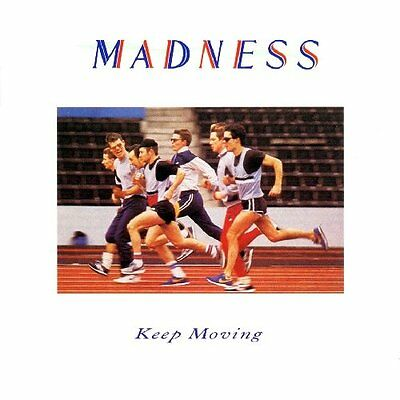 MADNESS Keep Moving 2013 UK vinyl LP SEALED/NEW