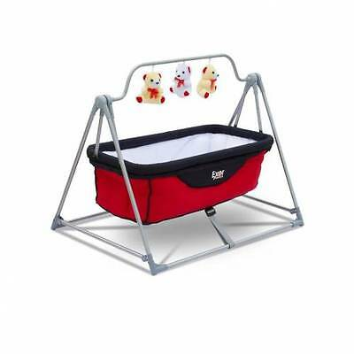 New Portable Baby Cribs Cradle With BED & TOYS Hammock Baby Gift Baby Shower